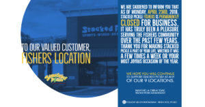 Fishers Closed